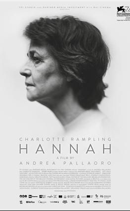 Portada de la película Hannah