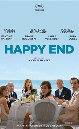 Portada de Happy End