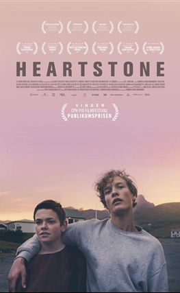 Portada de Heartstone, corazones de piedra