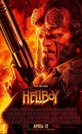 Portada de Hellboy