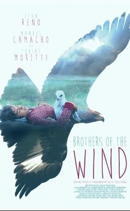 Portada de la película Hermanos del viento