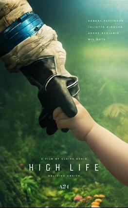 Portada de la película High Life