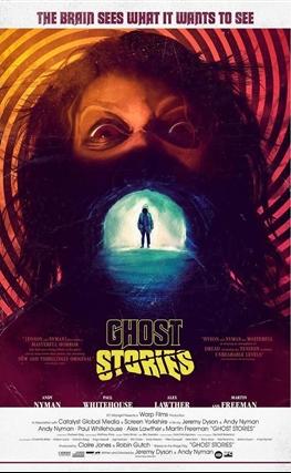 Portada de la película Historias de fantasmas