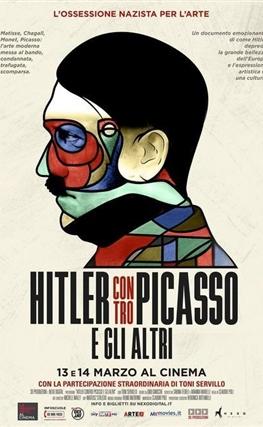 Portada de Hitler vs. Picasso y otros artistas modernos