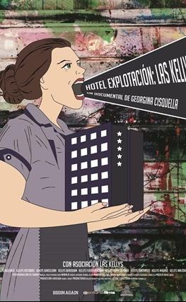 Portada de Hotel Explotación: Las Kellys