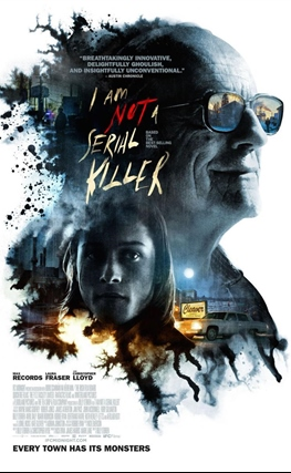 Portada de la película I Am Not a Serial Killer