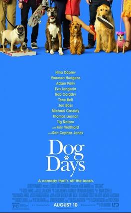 Portada de la película I Love Dogs