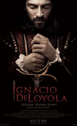 Portada de la película Ignacio de Loyola