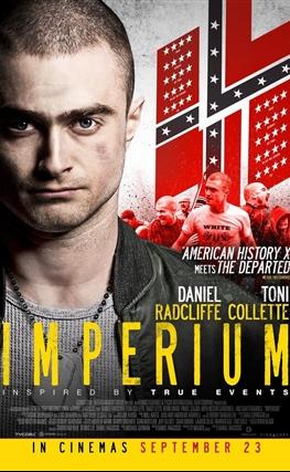 Portada de la película Imperium