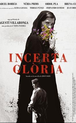 Portada de la película Incierta gloria