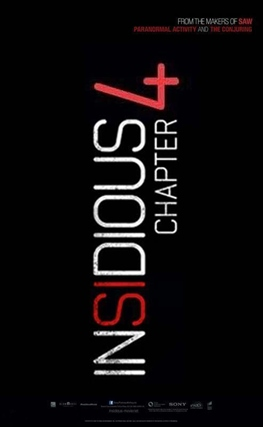 Portada de Insidious: Capítulo 4