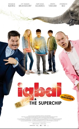 Portada de Iqbal y el superchip