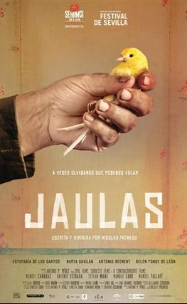 Portada de la película Jaulas
