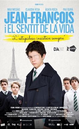 Portada de la película Jean-François y el sentido de la vida