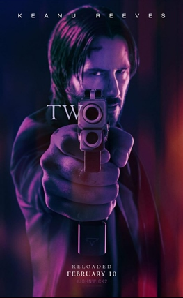 Portada de la película John Wick: Pacto de sangre