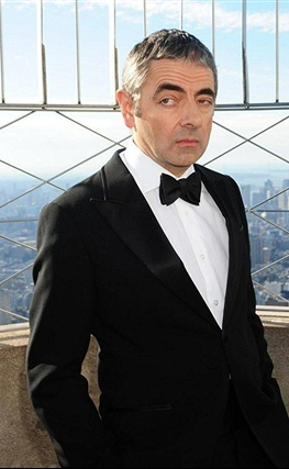 Portada de la película Johnny English 3