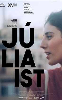 Portada de la película Júlia ist