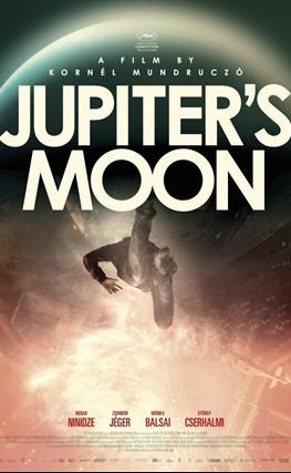 Portada de Jupiter's Moon