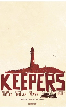 Portada de Keepers
