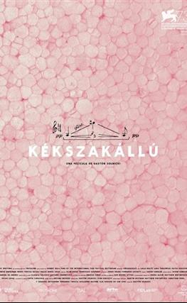 Portada de la película Kékszakállú