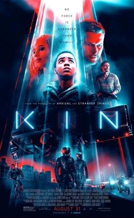 Portada de la película Kin