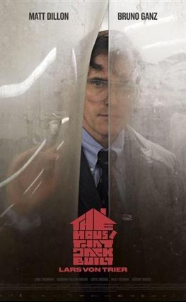 Portada de la película La casa de Jack