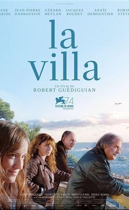 Portada de la película La casa junto al mar