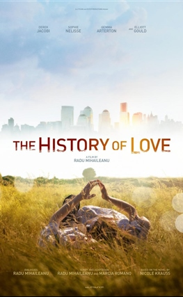 Portada de la película La historia de amor