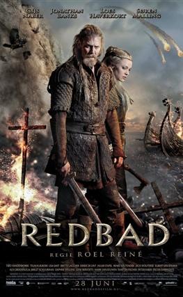 Portada de la película La leyenda de Redbad