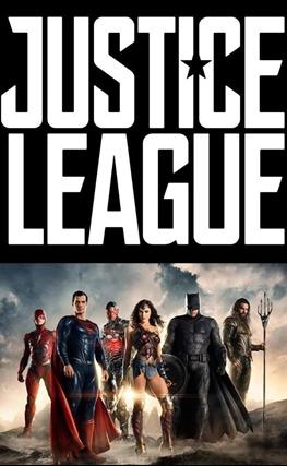 Portada de la película La Liga de la Justicia