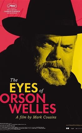 Portada de La mirada de Orson Welles