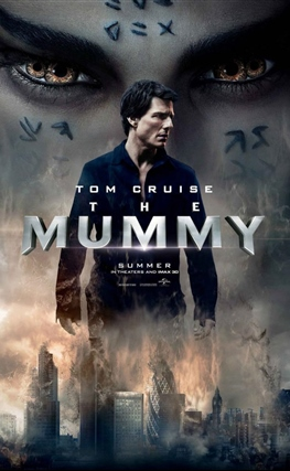 Portada de la película La momia