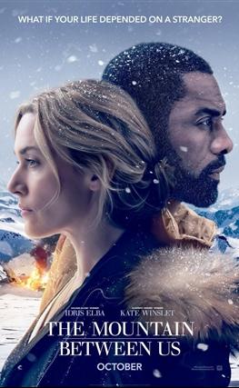 Portada de la película La montaña entre nosotros