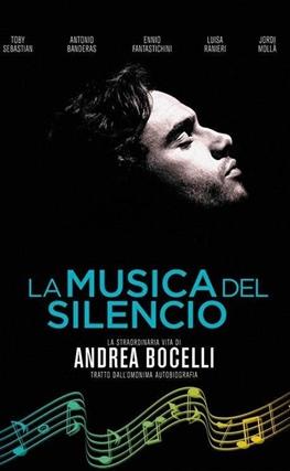 Portada de la película La música del silencio