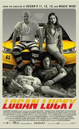 Portada de La suerte de los Logan