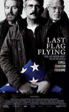 Portada de la película La última bandera