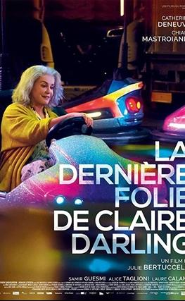 Portada de la película La última locura de Claire Darling
