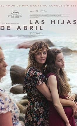 Portada de la película Las hijas de Abril
