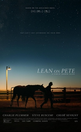 Portada de Lean on Pete