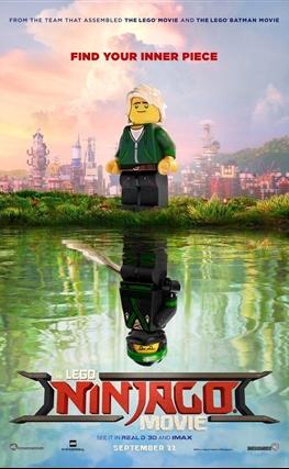 Portada de Lego's Ninjago