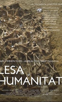 Portada de la película Lesa Humanidad