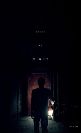 Portada de la película Llega de noche