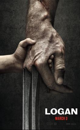 Portada de la película Logan