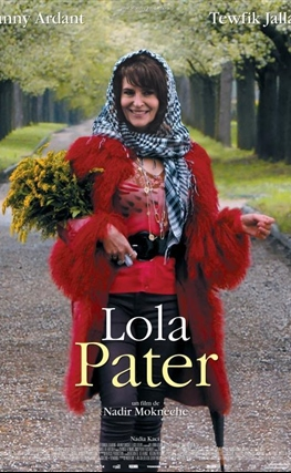 Portada de la película Lola Pater