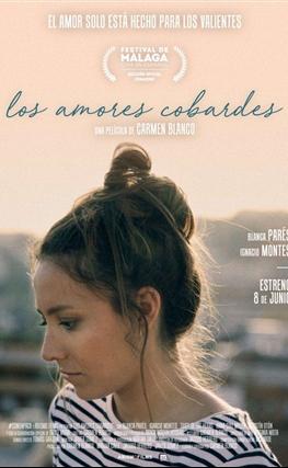 Portada de la película Los amores cobardes
