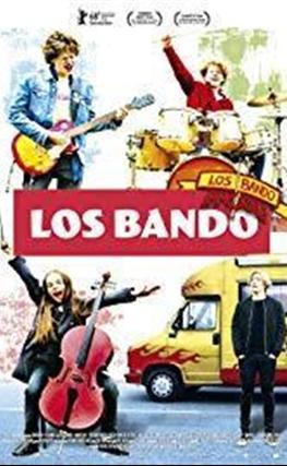 Portada de la película Los Bando