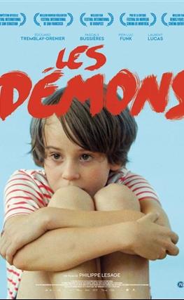 Portada de la película Los demonios