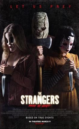 Portada de Los extraños: Cacería nocturna