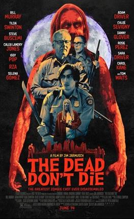 Portada de la película Los muertos no mueren