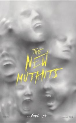 Portada de Los nuevos mutantes